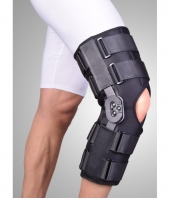 knee  support  with  Adjustable hinges neoprene