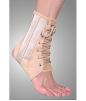 leathern ankle support